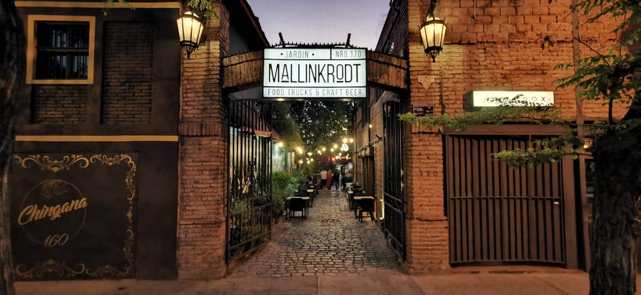Jardín Mallinkrodt